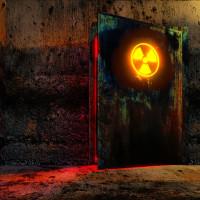 Nuclear Bunker Door